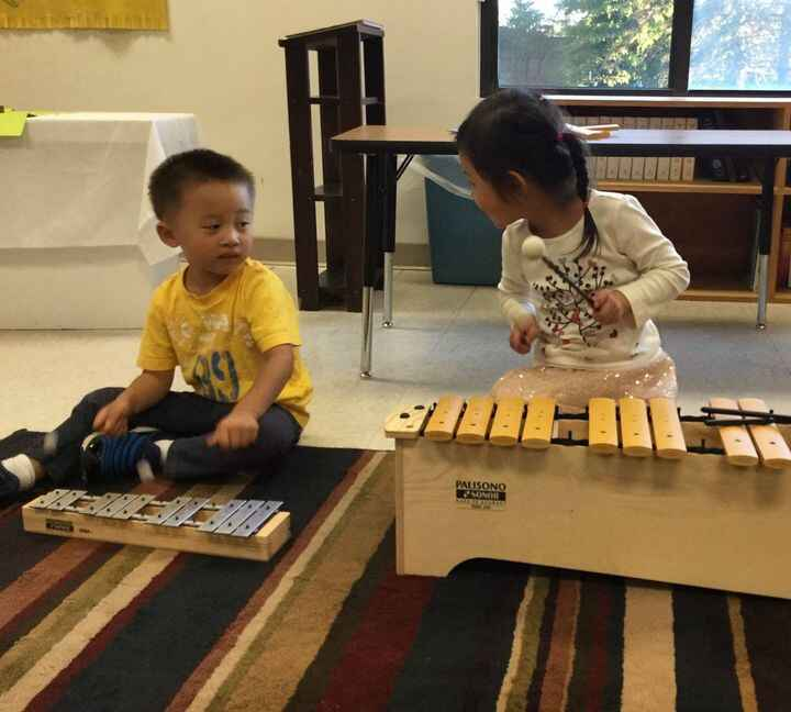 NEW MUSIC CLASSES FOR PRESCHOOLERS COMING IN MAY!