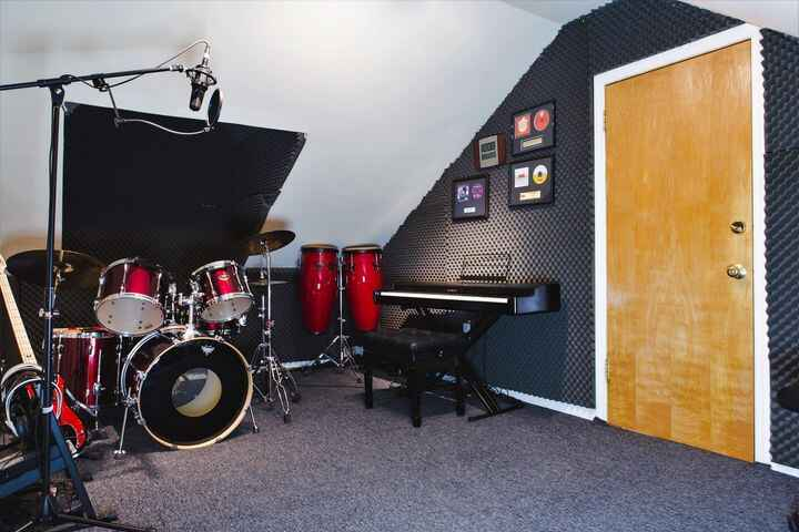Feel free to check out our studio