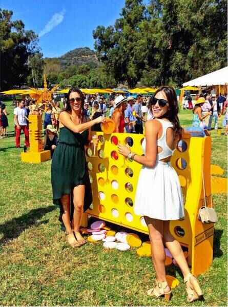 Check out #VCPOLOCLASSIC! It was a fun weekend and we had a great time building everything!