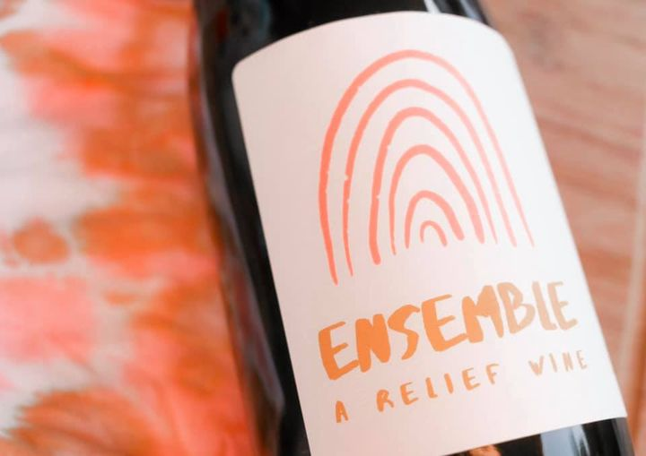 Our amazing friends at Suzor Wines never stop moving, creating and helping others 🤍🧡💛 Introducing: Ensemble, a Relief Wi...