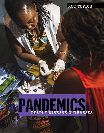 As COVID-19 spreads around the world, young people are left with many questions about pandemics, including how they spre...