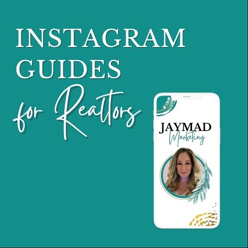 It's really easy to create an Instagram guide! You don't have to be a realtor to create a guide using the steps in this ...
