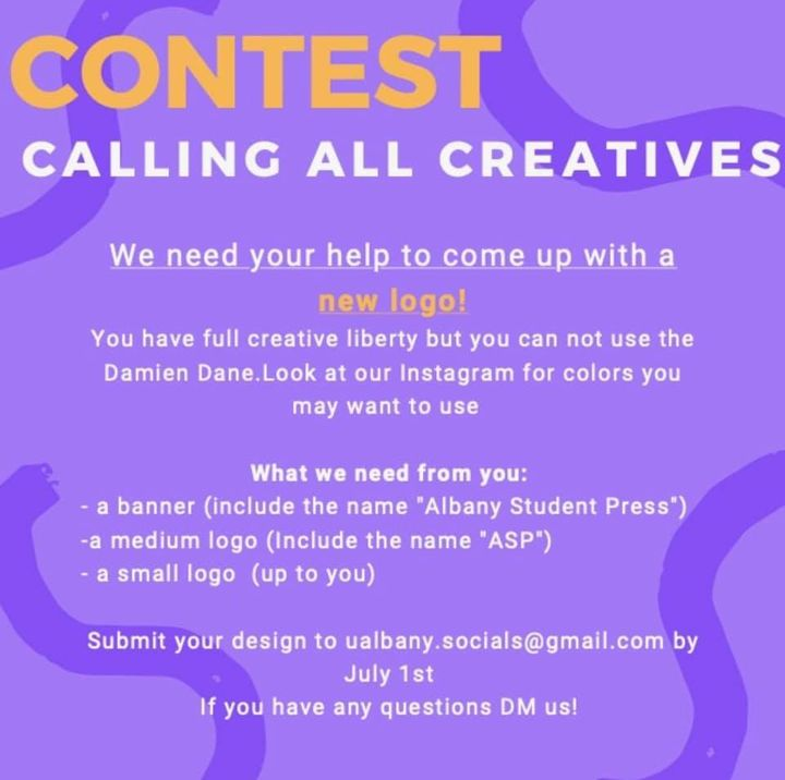 Ok you know that we have been rebuilding the ASP. But now we need your help! We want you to build a new logo for us! All...