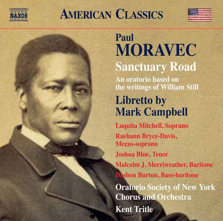 first time working with naxos records.edited, mixed & mastered this recording from composer paul moravec & the oratorio ...