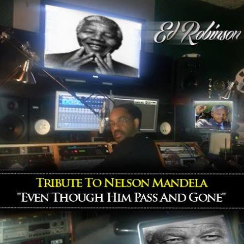 Thanks to all radio personalties who requested the tribute to Nelson Mandela by Ed Robinson and a big thank you to those...