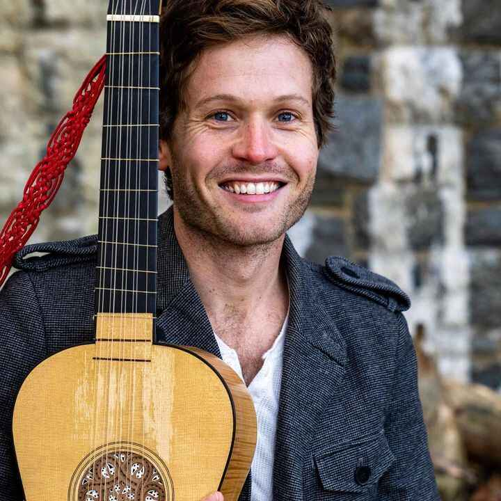 ARTIST SPOTLIGHT: We are pleased to have Paul Holmes Morton join LOTNY THIS Friday (June 4) to play theorbo and guitar i...