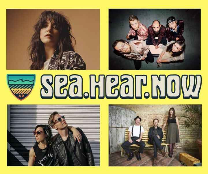 We're gearing up for Sea Hear Now next weekend in Asbury Park, NJ! 🌊  Tune-in to our show tonight to hear some preview c...