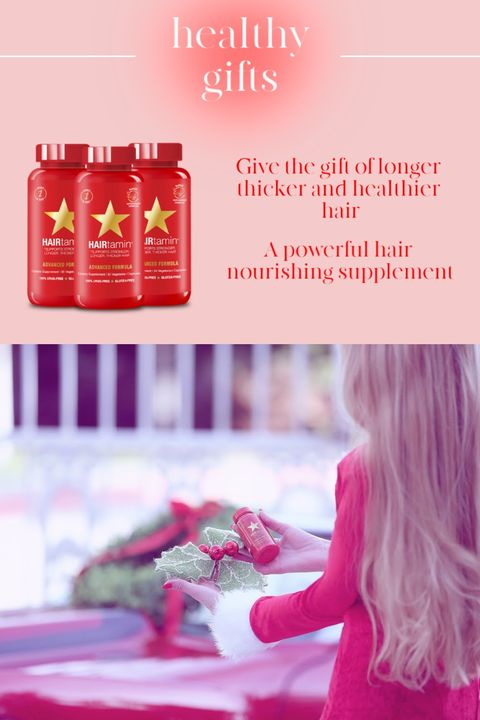 Give the gift of longer, thicker and healthier hair with HAIRtamin this season! My gift to you: Use code MANHATTANGIRL f...
