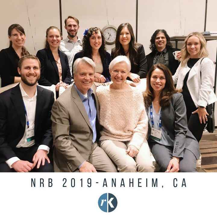 Thanking God for a fruitful #NRB last week! Team RK Media left feeling grateful for our ministry partners, inspired by t...