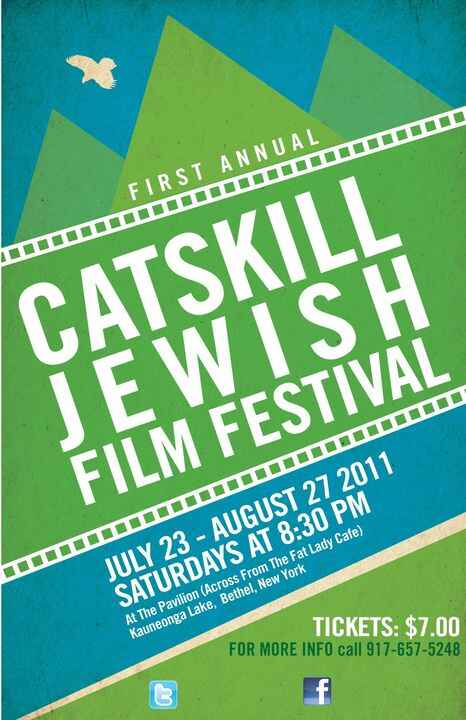 This Summer the Catskill Jewish Film Festival aims to bring the best in Jewish-themed and produced entertainment to the ...