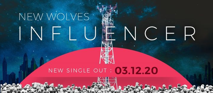 We just added INFLUENCER by the amazing New Wolves to our rotation!Be sure to listen to this gem of a track for the firs...