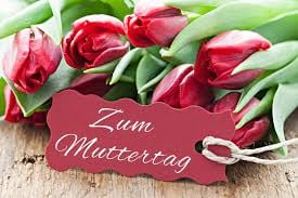 """We would like to wish all the mothers a """"Happy Mothers Day"""". On Sunday, May 9, we have besides songs for all the mothers..."""