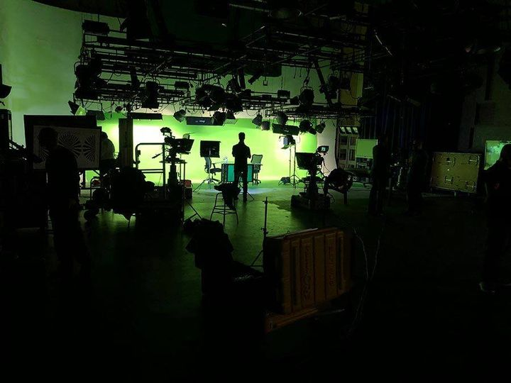Caught in the mid-week slump? Let us transport you to a different world in one of our green screen studios!