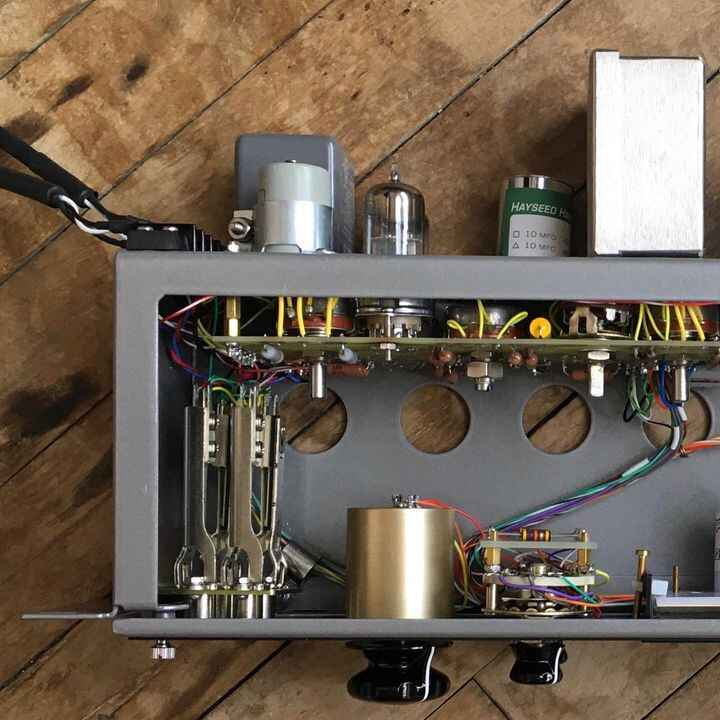 Wow, this 176 sounds amazing. I've never used, and heard anything like it. It feels moody and old, and imparts a sound m...