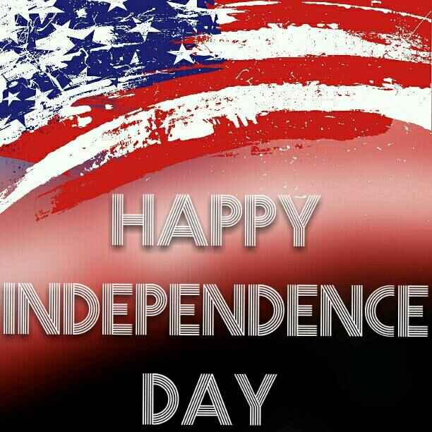 HAPPY 4TH OF JULYThank you to each and every man and woman that fought to give us our freedom!Make it Safe!#HappyIndepen...