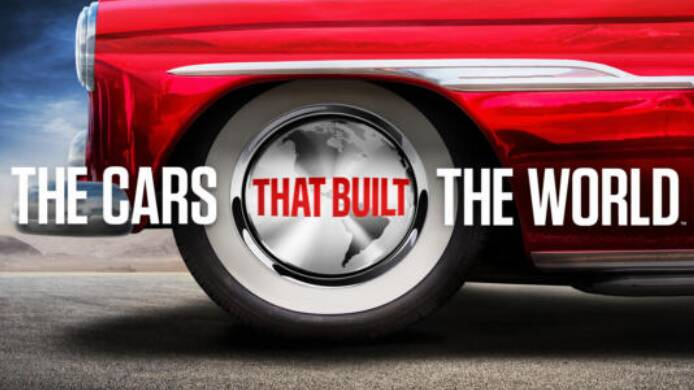 """Beep beep, m'beep beep, yeah! Our very own Ian Karr narrates History Channel's two-night miniseries event """"The Cars That..."""