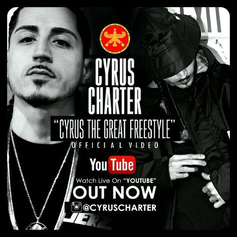 cyrus is on the come up
