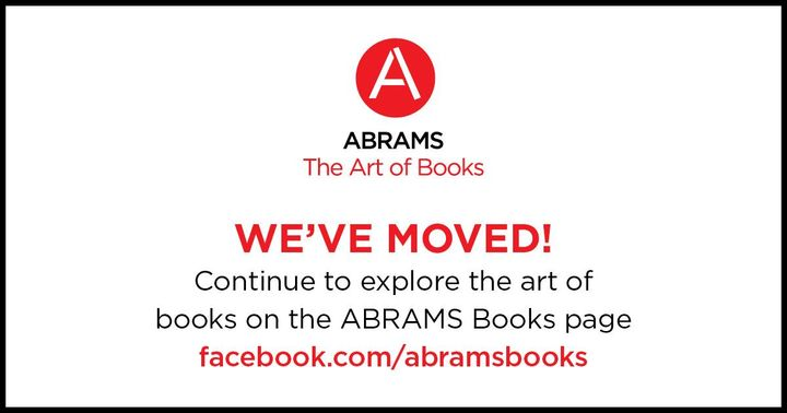 Find all of our ComicArts news and extras on ABRAMS Books from now on!