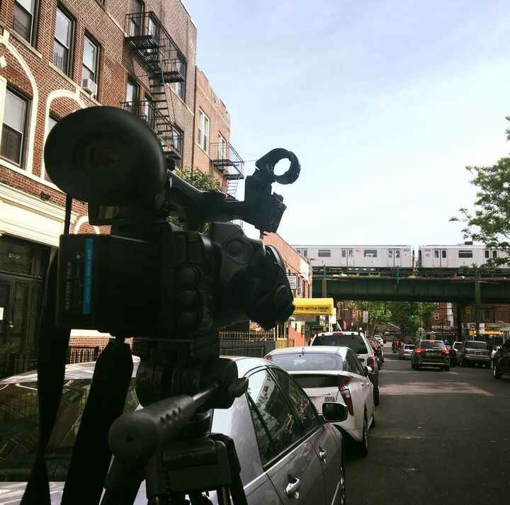 Camera Rolling#JCV Productions#NYC