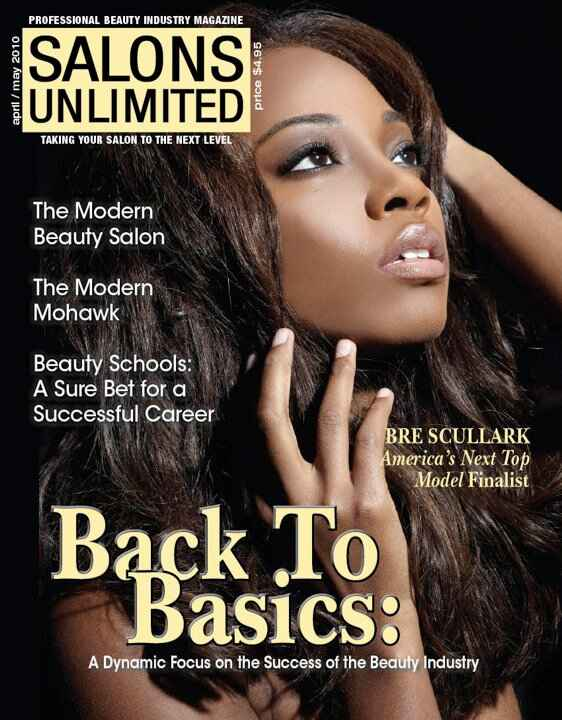 Salons Unlimited Magazine Covers