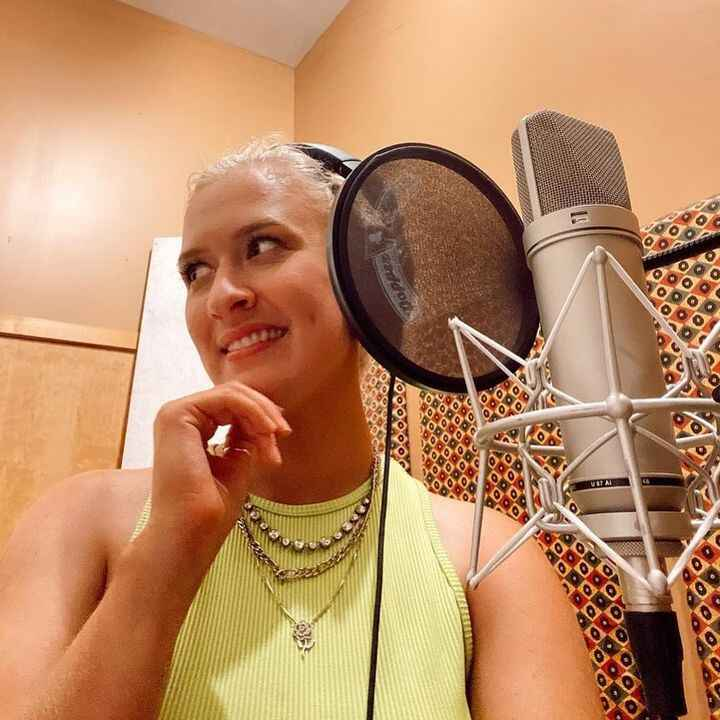 Benz was in the studio last week working on vocals. Stay tuned for new music coming your way!