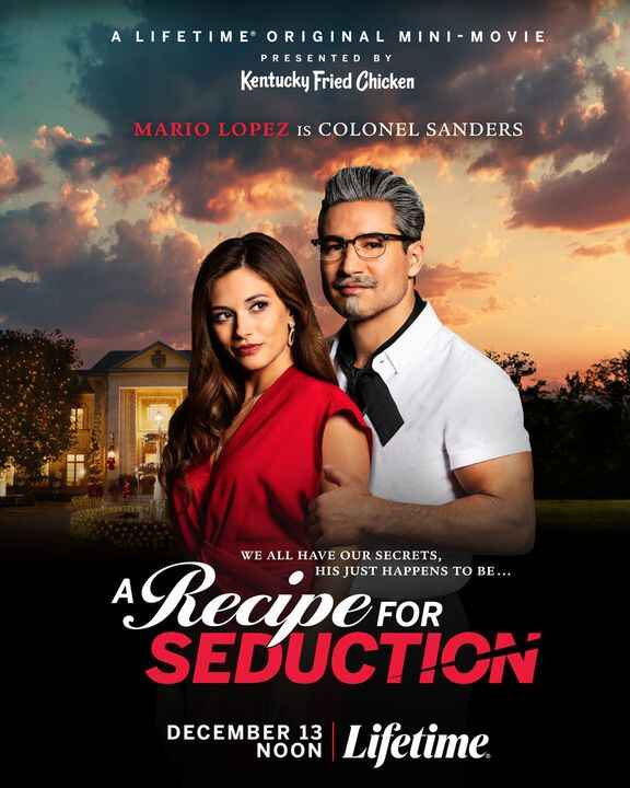 If you like love triangles, romance, Mario Lopez, seduction and Kentucky Fried Chicken then you'll our Lifetime Original...