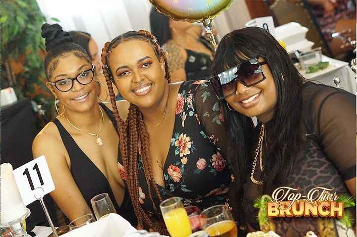 📍TOP Tier Brunch 📍The Ultimate  Vibe of The Summer🌴Brought to by @zne_509 & @tonesblessedkitchen🗣_________MARK YOUR CALE...