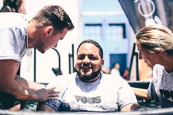 What a journey. 5 years @vouschurch. You did it. You're changing a city brick by brick. Reflecting on how dope it was to...