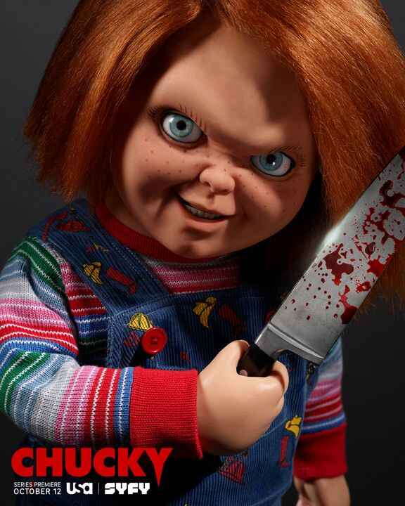 Chucky is back! Mike mixed this sizzle for the new series on SYFY and USA Network. As our dear friend and producer extra...