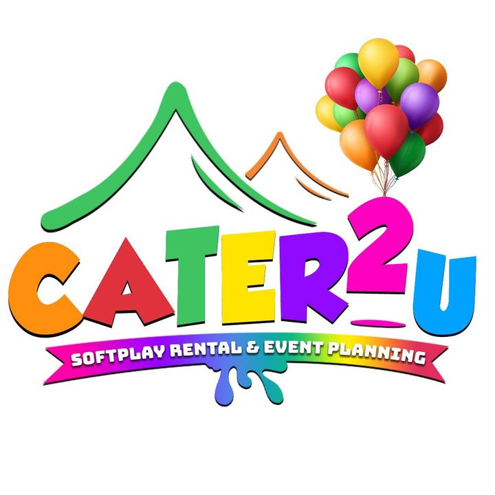 Thanks to Cater 2 U for choosing EMG for their custom logo design! For your soft play rental and event planning needs go...