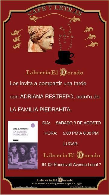 Conversatorio con Adriana Restrepo