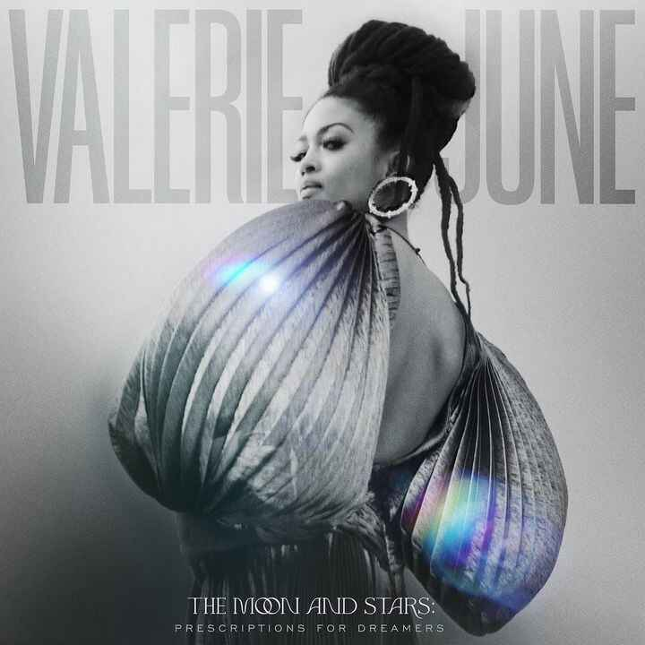 """Congrats to my friend @thevaleriejune on the release of her beautiful new record """"The Moon And Stars: Prescriptions For ..."""