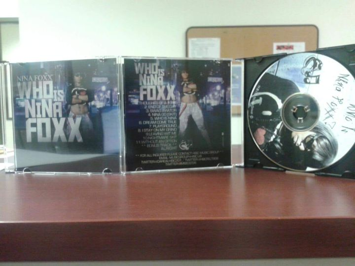 FLASH BACK FRIDAY! WHO IS NINA FOXX! #CLASSICMATERIAL #REALHIPHOP #FEMALEEMCEE !🔥🔥🔥