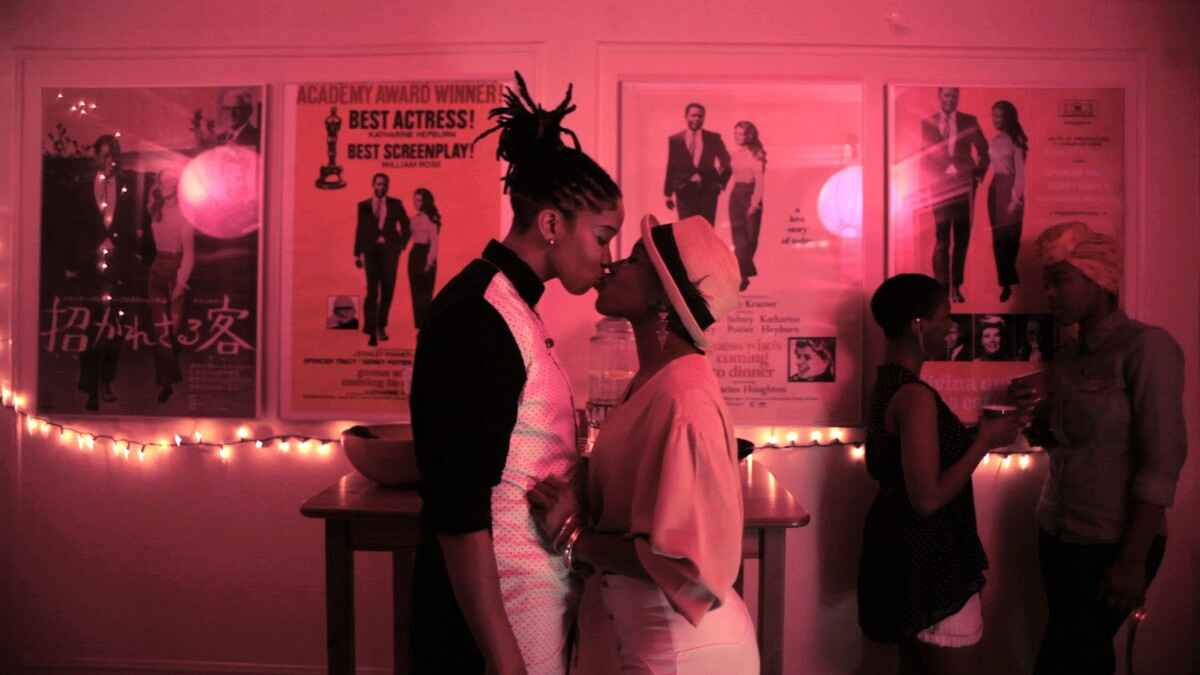 Fresh new MVMT web series 195 Lewis (dir. Chanelle Aponte Pearson) premieres TONIGHT at 7PM EST at www.195Lewis.com. Can...