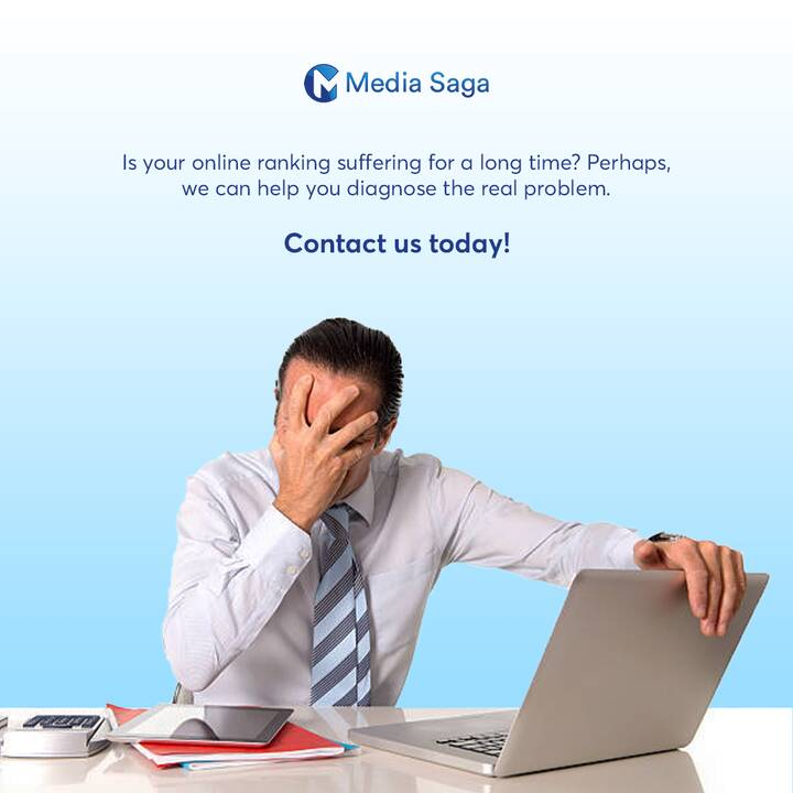 Is your online ranking suffering for a long time? Perhaps, we can help you diagnose the real problem. Contact us today!#...