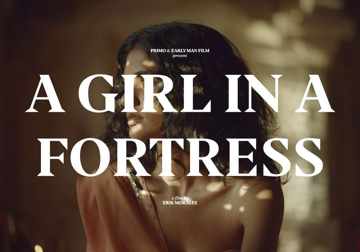 """A stunning new film from Director @erikmoralez will be premiering soon. In his own words... """"A Girl in a Fortress"""" is a ..."""