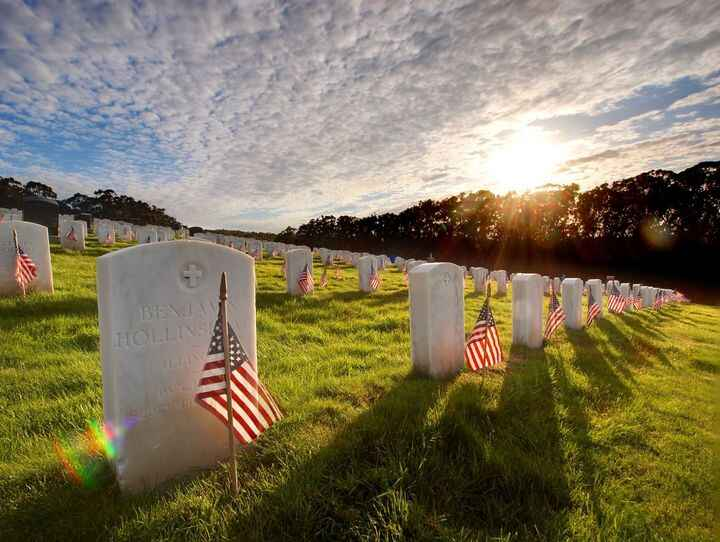 Memorial Day is the day that's set aside to remember with gratitude and pride all those who served and died for our coun...