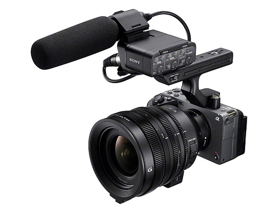 The Sony FX3 is now at FLUG.   It is very similar in function to the the A7S III. From a hardware perspective, you lose ...