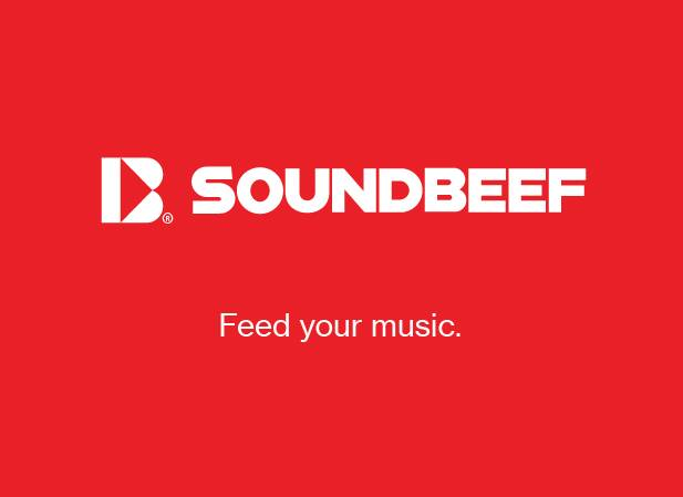 Soundbeef is music-based badging service. The higher the score the higher exposure. We're doing our part to bring artist...
