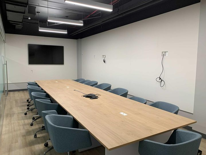 Completed @autexglobal install in a conference room!
