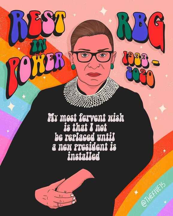 #RIPRBG #RIPNotoriousRBG #RIPRuthBaderGinsburg #RIP — The First Supreme Court Justice To Officiate SAME S*X MARRIAGE — S...