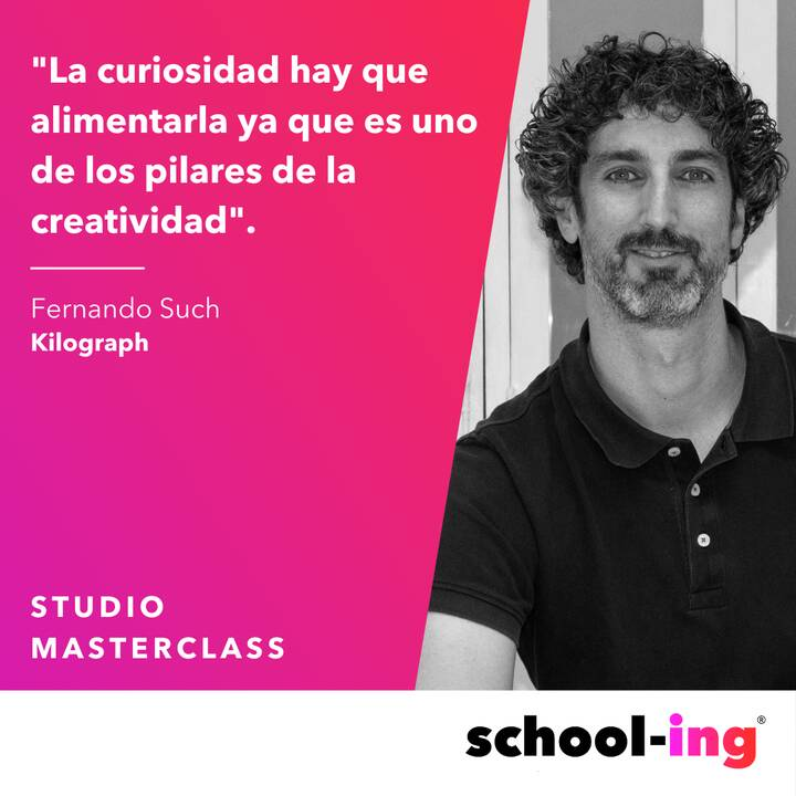 Fernando Such director of Kilograph Spain spent the day at School-ing and met some fantastic prospects. Incredible progr...
