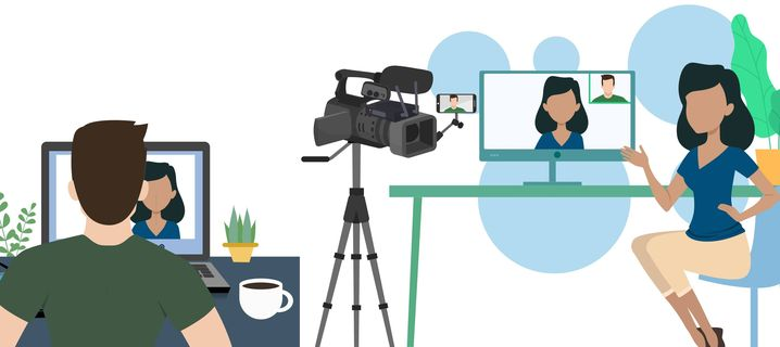 QUALITY INTERVIEW TAPING DURING COVID-19? Check out our Remote Interview Service.https://www.jollyroad.com/remoteservice...