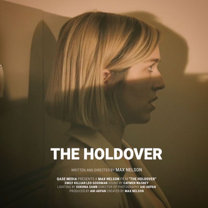 Kicking off 2020 with some exciting content, starting within THE HOLDOVER' a short film directed by @keepcalmandnelson p...