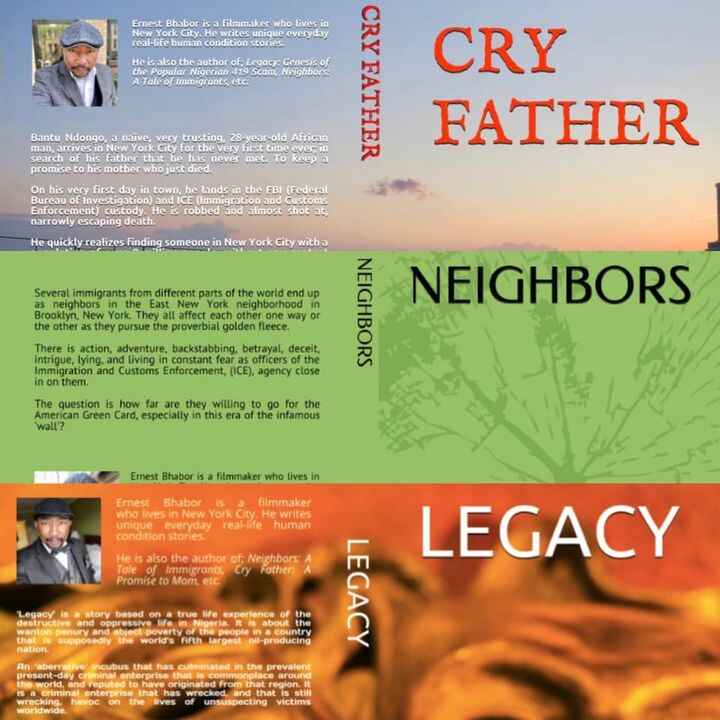 Check them out!Available on Amazon Worldwide, as eBook and Paperback.