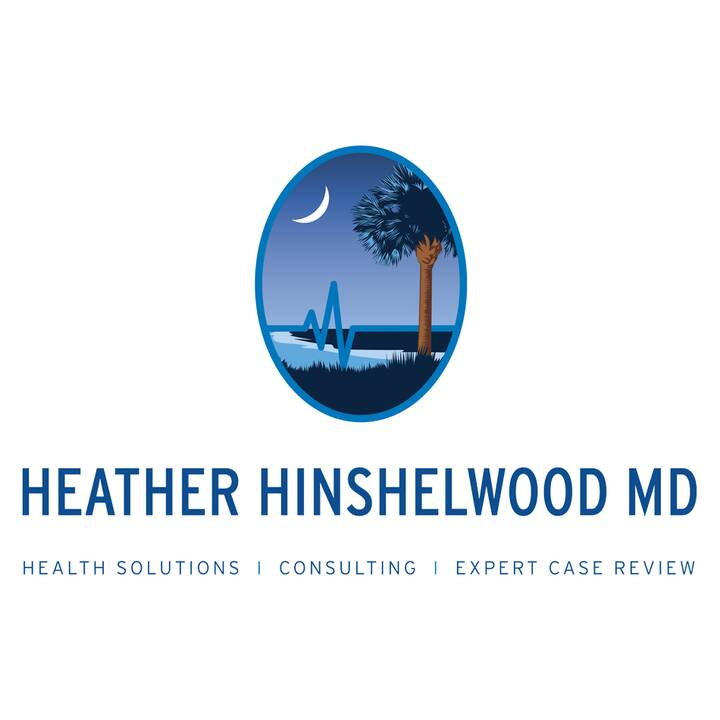 Logo created for a Medical Pro who wanted to highlight her South Carolina roots.