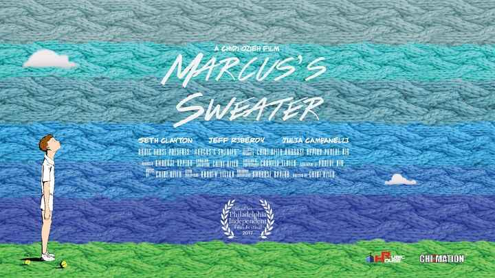 Our short film Marcus's Sweater will premiere at this years Philadelphia Independent Film Festival on April 28th. Check ...