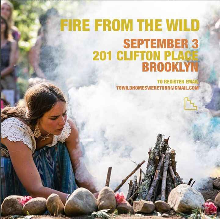 One week from today, September 3, a prayer with the alchemy of fir in the midst of our urban jungle. Hope you can join u...