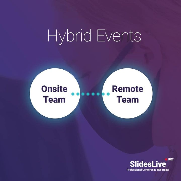 Want to learn more about #hybrid events with SlidesLive? Check out our blog post for all the details on taking the next ...