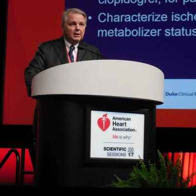 Physicians treating ACS patients with an antiplatelet all but ignore their genetically assessed ability to metabolize cl...